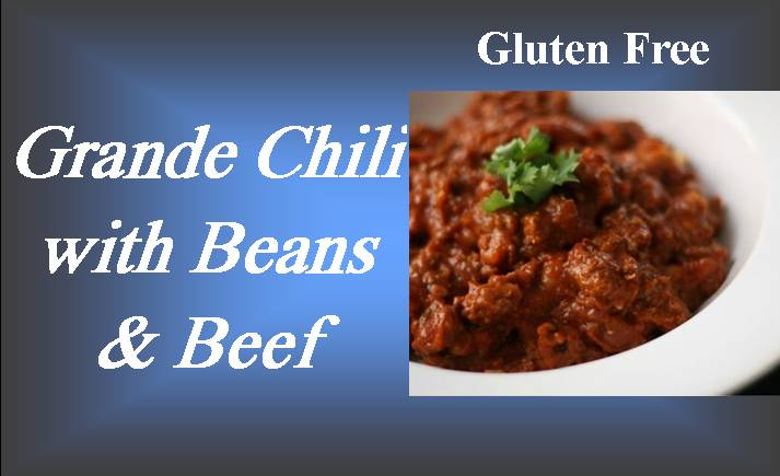 Chili with Beef & Beans
